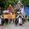 """VI tarptautinis folkloro konkursas-festivalis """"Saulės žiedas"""""""