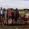 Vasaros stovykla laisvės kovų įamžinimui Balandiškyje