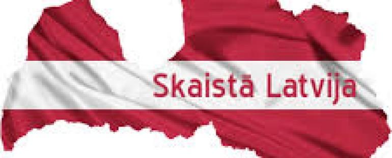 Latvijos nepriklausomybės dienai Šiauliuose, 2016.11.18