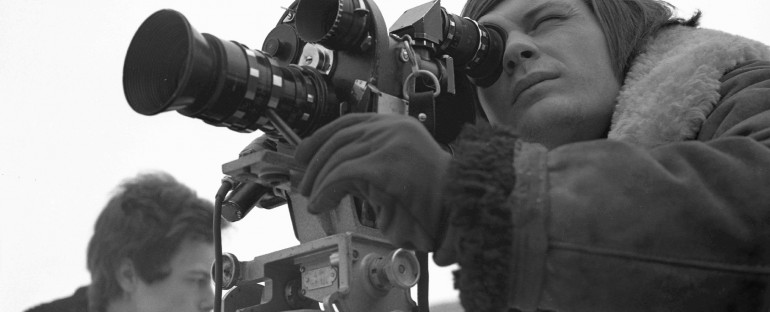 Kino menininkas Eugenijaus Ostašenkovas atvyksta į Šiaulius, 2017.11.23