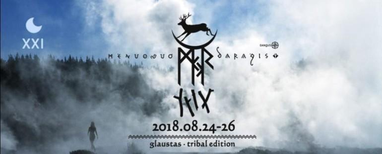 Festivalis – Mėnuo Juodaragis XXI, 2018.08.24-26